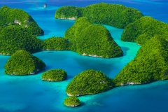 Rock-Islands-Southern-Lagoon-Chelbacheb-Palau-Pacific-Wallpaper